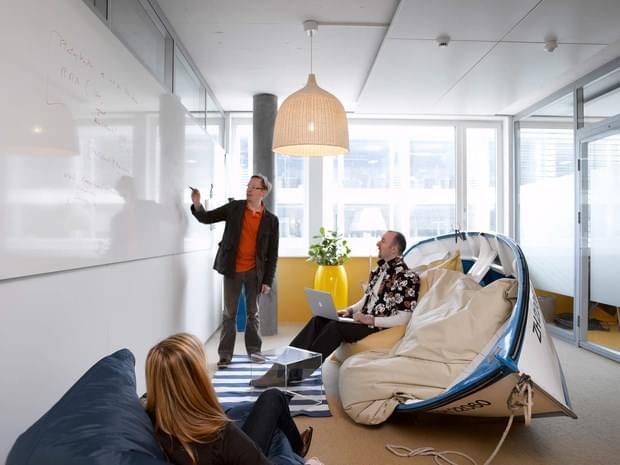 Downgraf - Imaginative Google Office of Zurich(13)