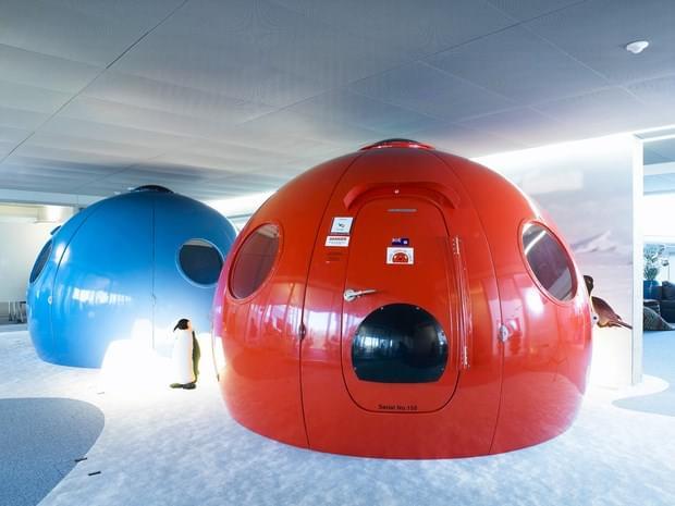 Downgraf - Imaginative Google Office of Zurich(16)