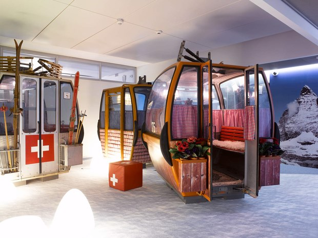Downgraf - Imaginative Google Office of Zurich(17)