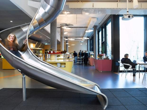 Downgraf - Imaginative Google Office of Zurich(2)