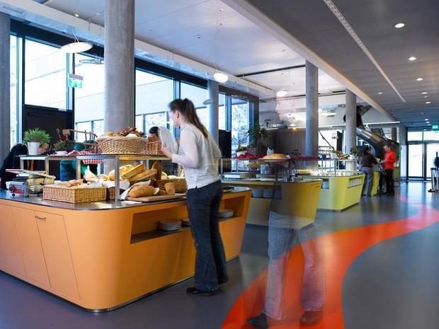 Downgraf - Imaginative Google Office of Zurich(3)