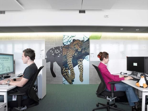 Downgraf - Imaginative Google Office of Zurich(33)