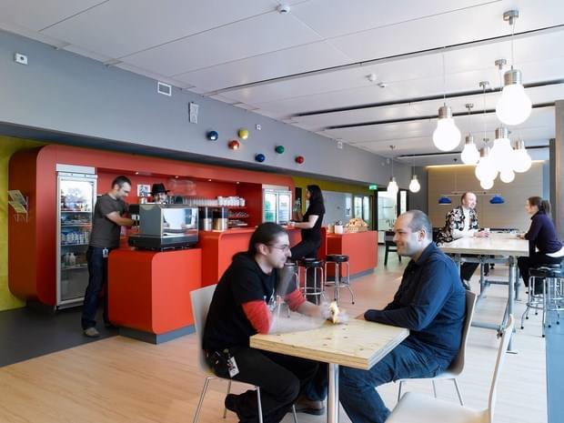 Downgraf - Imaginative Google Office of Zurich(4)