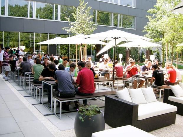 Downgraf - Imaginative Google Office of Zurich(40)