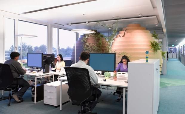 Downgraf - Imaginative Google Office of Zurich(7)