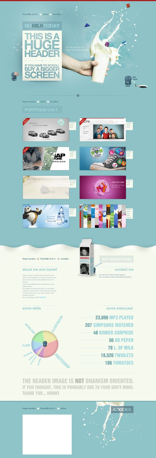 Web Design Inspiration 01