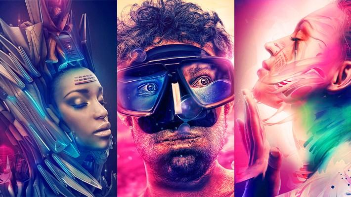 Digital Art Inspiration Series