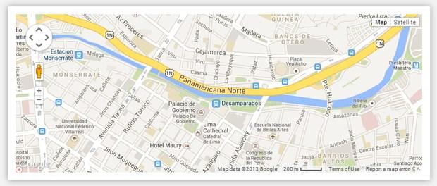 Gmaps.js - Google Maps API
