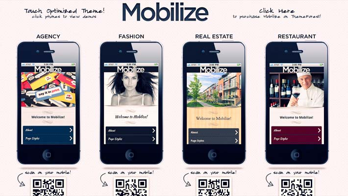 How to Mobilize Your Website 1