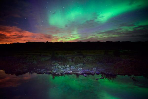 Iceland-Lights