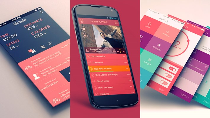 Ui Design 30 Creative User Interface Design Inspiration