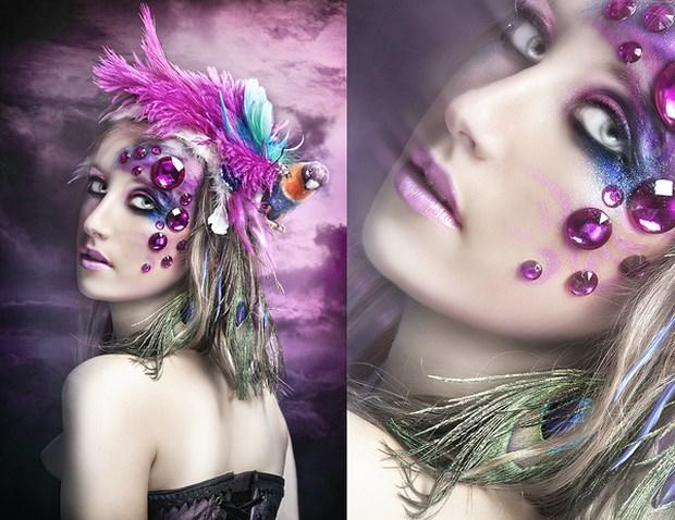 Fantasy Makeup Photography Inspiration 38