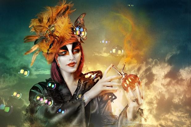 Fantasy Makeup Photography Inspiration 46