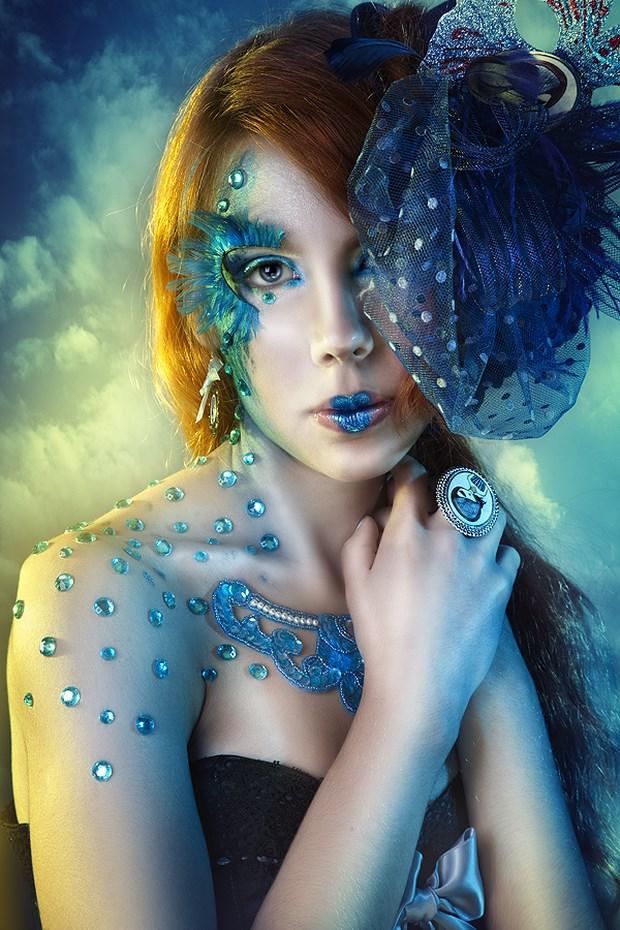 Fantasy Makeup Photography Inspiration 56