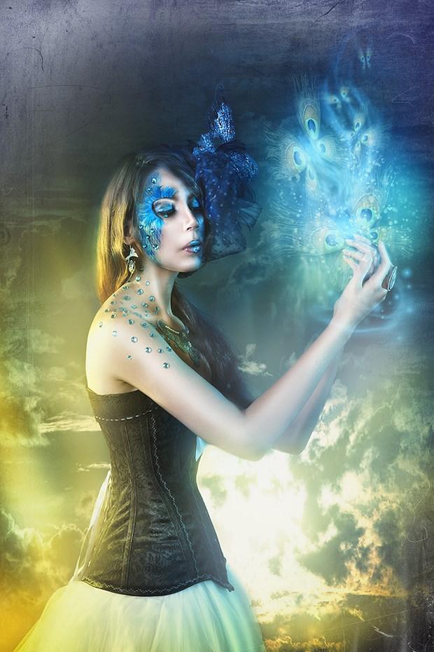 Fantasy Makeup Photography Inspiration 57