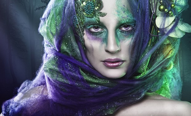 Fantasy Makeup Photography