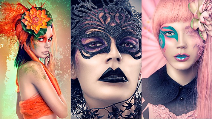 Fantasy Makeup Photography Inspiration 1