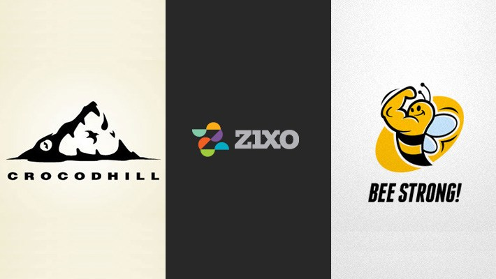 Examples of Inspirational logo design