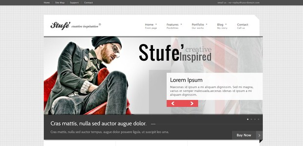 Stufe - wp creative inspiration