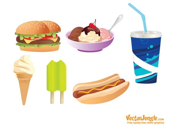 Free Vector Food
