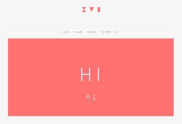15 Fresh Minimalist Web Design Examples