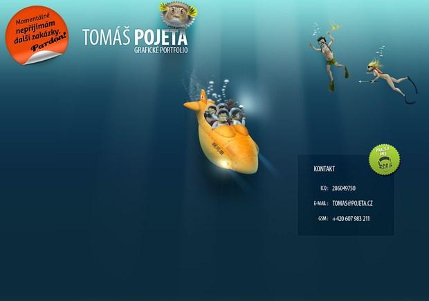 Examples of Parallax Web Design