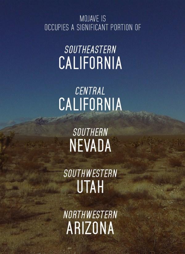 Mojave Typeface