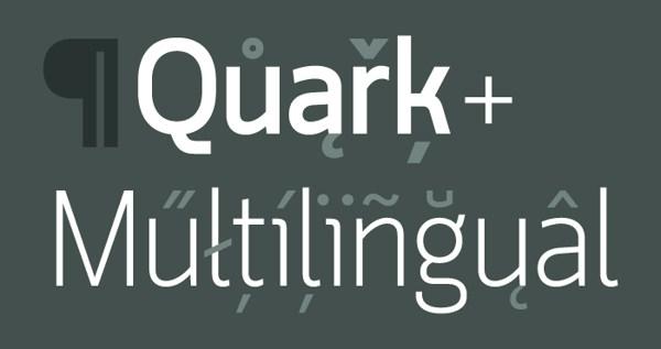 Quark - Free font