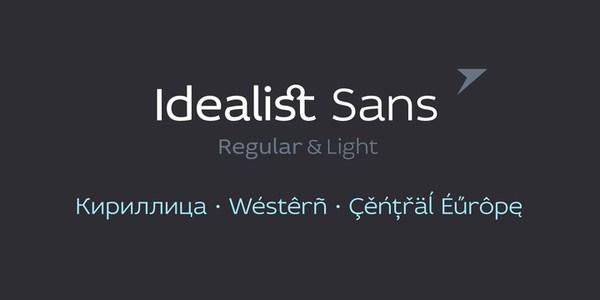 Free Idealist Sans