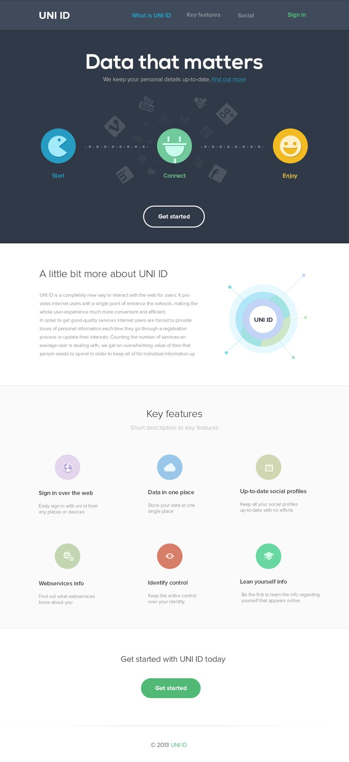 Landing Pages Design 08