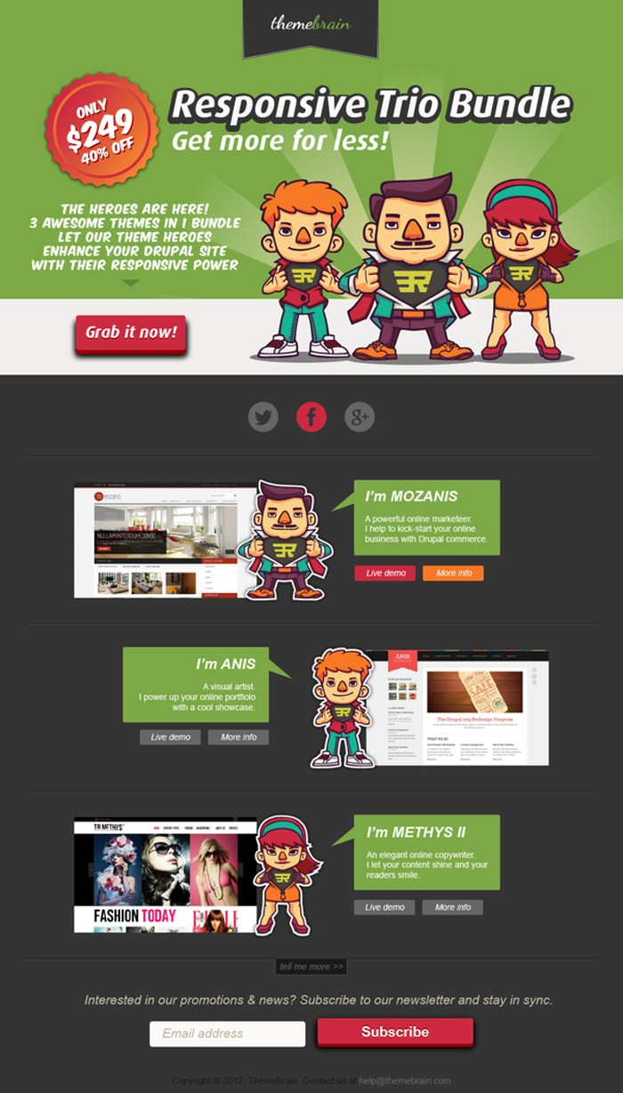 Landing Pages Design 21