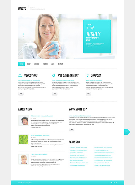 Newest WordPress Themes