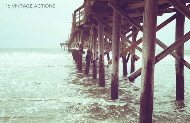 Vintage Actions - Vol. 4
