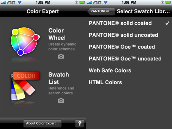 Color Expert -  App For Graphic Designers
