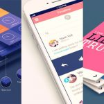 Free PSD Mockups of App Interface Design