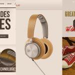 E-commerce Website Design Inspiration