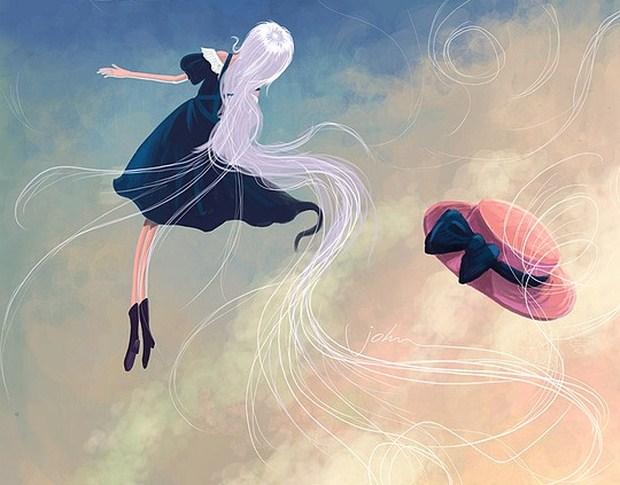 Fantastic-Illustration-Art by-Starry-John