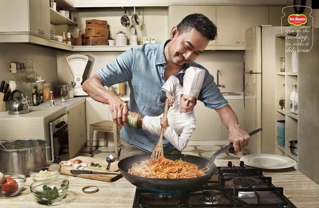 Del Monte: Spaghetti