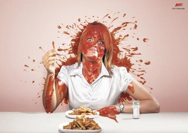 Ariel Plus: Ketchup