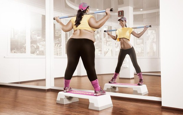 Nrg Zone fitness centre: Girl