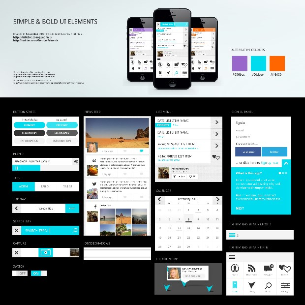 free_ui_kits_for_designers_49