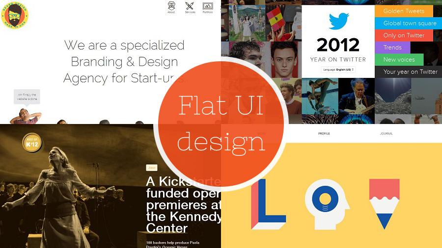 The Future of Flat UI 1