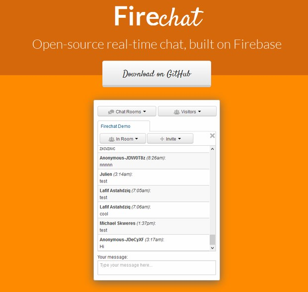 real time chat best free jquery plugins