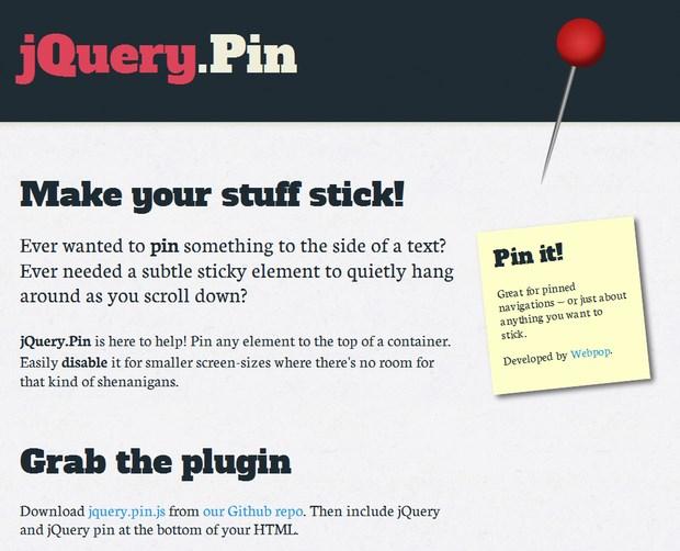 useful jquery plugins