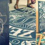 Chalk Lettering Typography