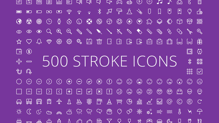 Deal of The Week: 1200 Professional Vector Icons 5
