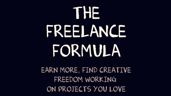 Deal of The Week: The Freelance Formula - Video Course 1