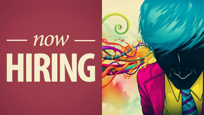 hiring a graphic designer