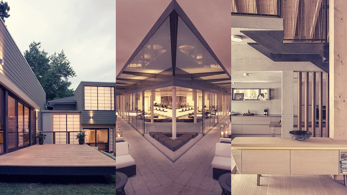 The Best Modern Architecture And Interior Design Of 2013 2