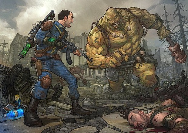 Fallout 3 by-Patrick-Brown